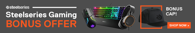 Steelseries Gaming Bonus Offer
