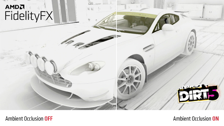 Picture of AMD FidelityFX Ambient Occlusion