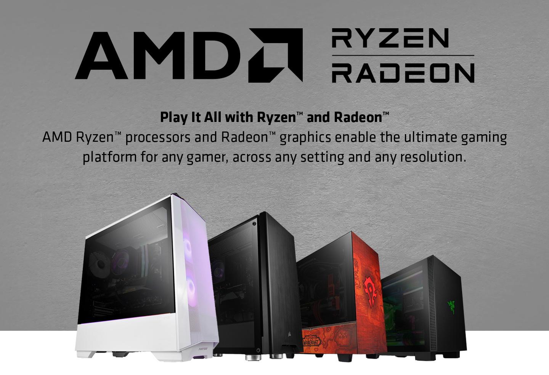 AMD Gaming PC at PB Tech