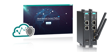 Moxa Secure Remote Access