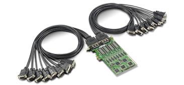 Moxa Multiport Serial Boards