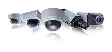 Moxa IP Cameras & Video Servers