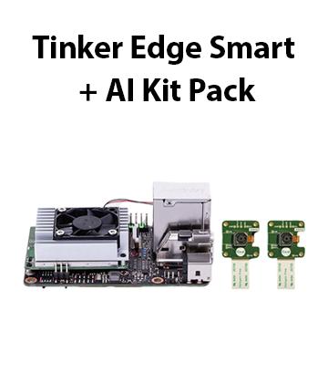 ASUS Tinker Edge Smart + AI Kit Pack