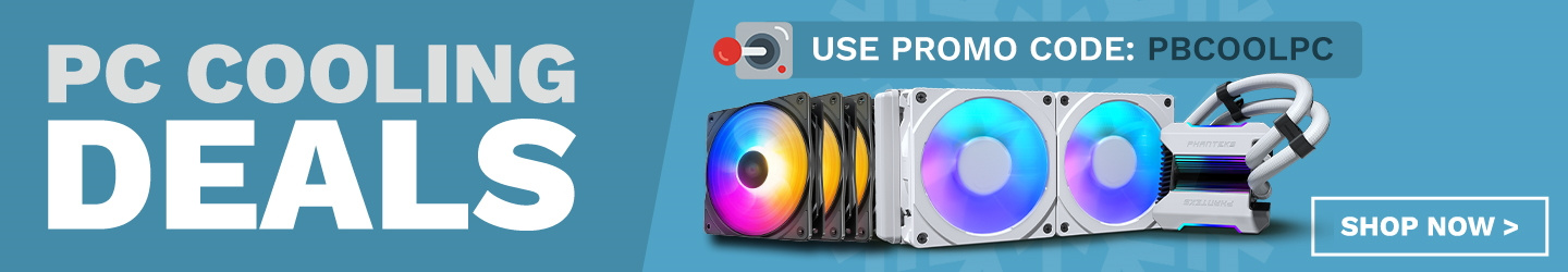Picture of PC Cooling Deals at PB Tech