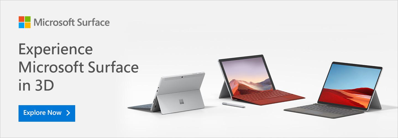 Microsoft Surface AR