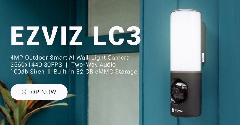 EZVIZ LC3 Light