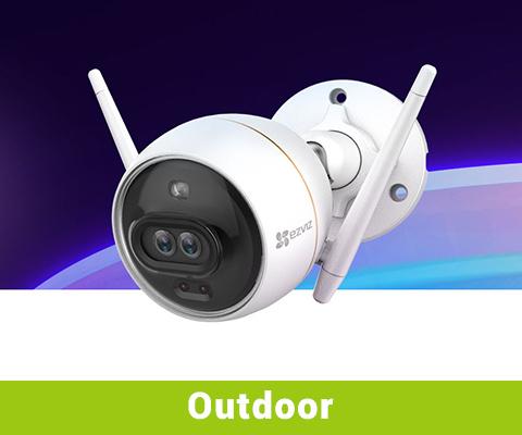 EZVIZ Outdoor Cameras