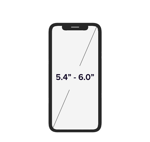 5.4 Inches to 6.0 Inch Mobile Phones