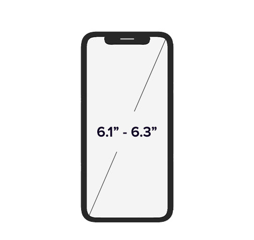 6.1 inch to 6.3 inch Mobile Phones