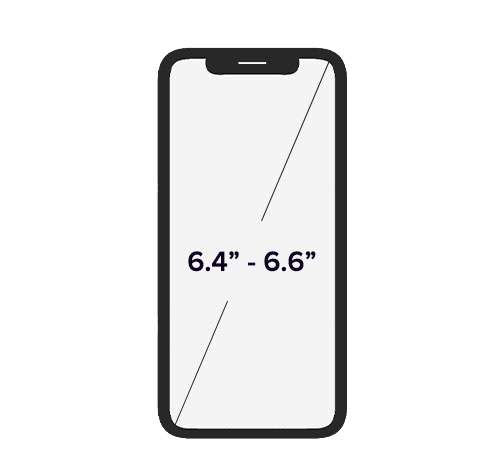 6.4 inch to 6.6 inch Mobile Phones