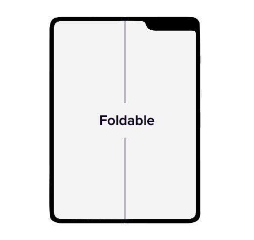 Foldable Mobile Phones