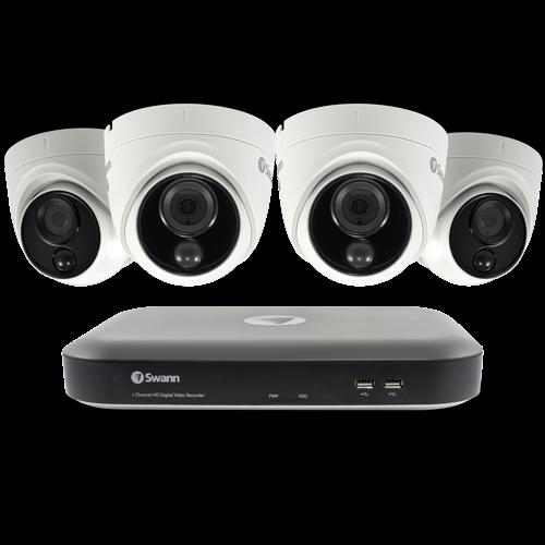 Swan DVR Camera Systems