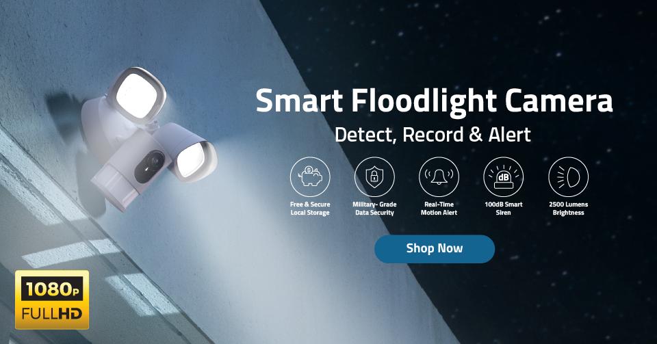 eufy Smart Floodlight Camera