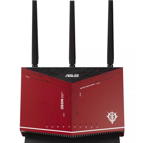 ASUS RT-AX86U GUNDAM Wi-Fi 6 Gigabit Gaming Router
