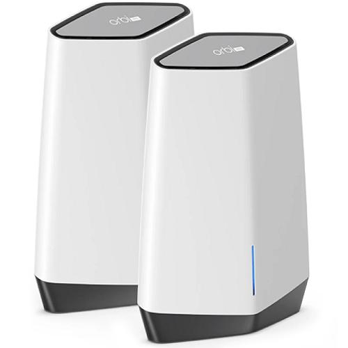 NETGEAR Orbi Pro WiFi 6 AX6000 Business Tri-band Mesh System