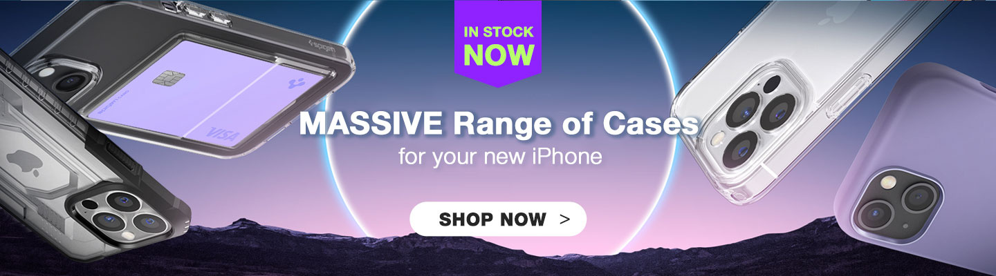 Massive Range of Cases for your new iPhone