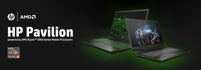 Free Shipping on selected HP Pavilion Ryzen Laptops