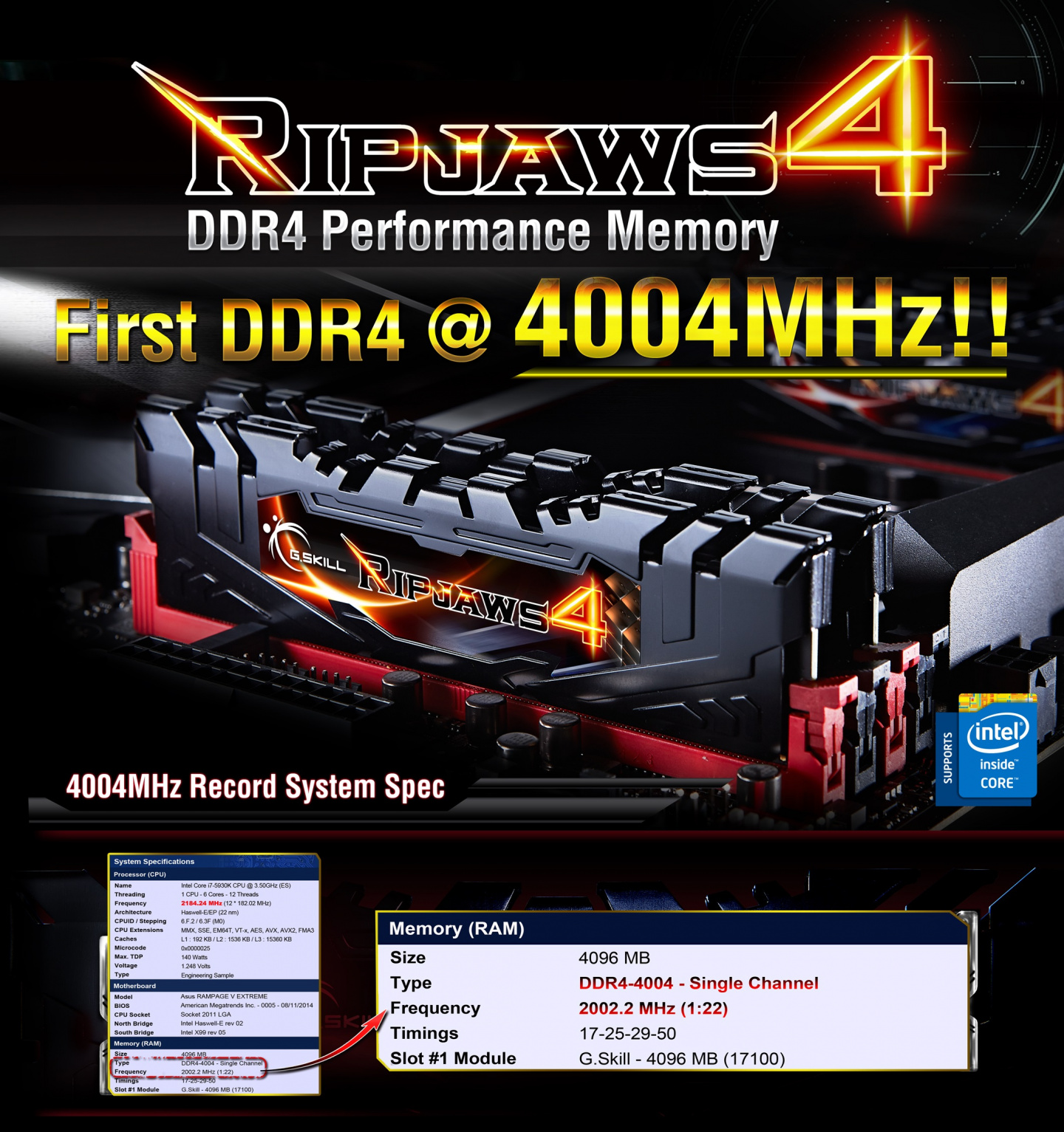 Buy The Gskill Ripjaws 4 Series 32gb X 8gb Ddr4 2800mhz Cl16 F4 2400c15d 8gvr Whether You Are An Pc Performance Seeker Or A Overclocker Is Your Best Choice