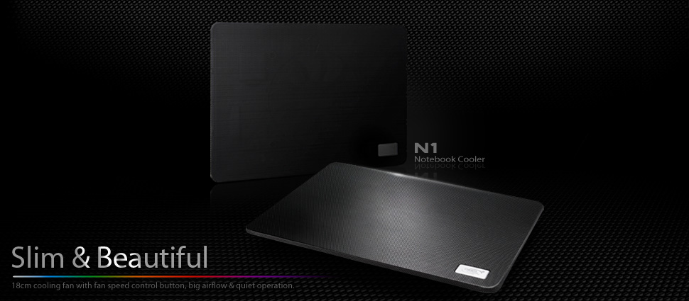 Buy the DEEPCOOL N1 Notebook Cooler (Up to 15 6