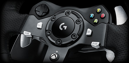 7b4bfec597d ... buttons into the wheel so all your controls are right where you can  reach them, while the semi-automatic paddle shifters help you execute  smooth, ...