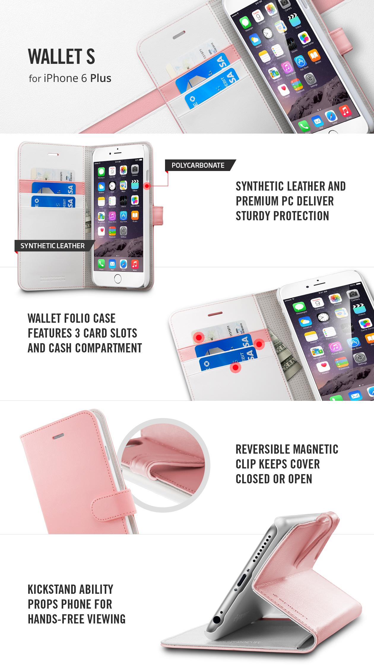 check out 0c40d a9b77 Buy the Spigen iPhone 6 Plus (5.5