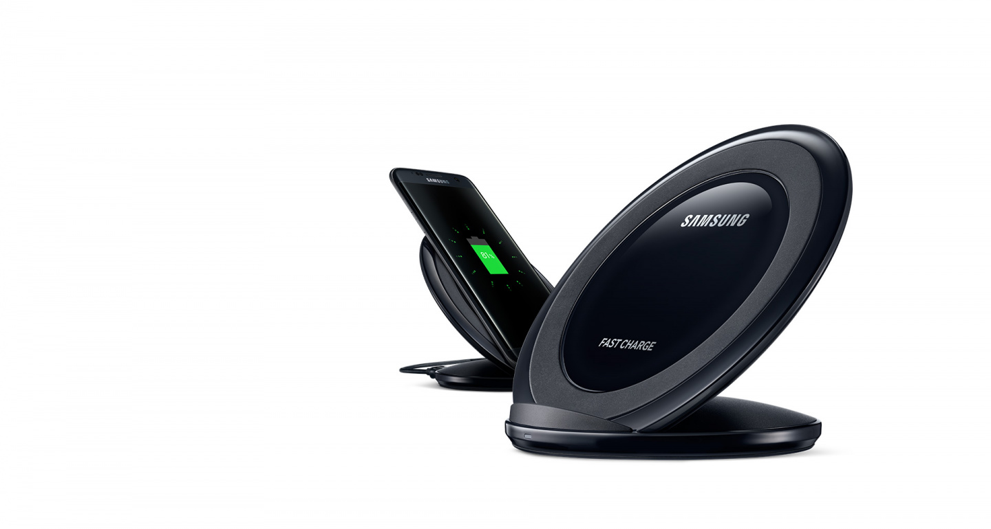buy the samsung fast wireless charging stand black fast. Black Bedroom Furniture Sets. Home Design Ideas