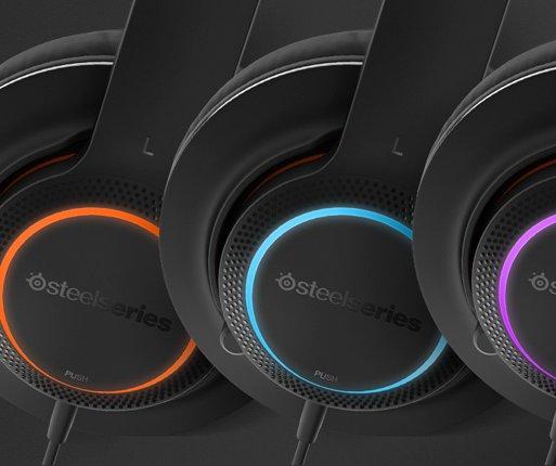 Resultado de imagem para Headset SteelSeries SIBERIA 150