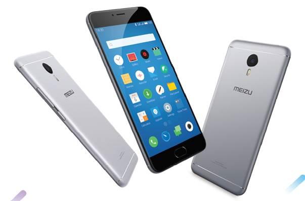 Buy the MEIZU M3 Note Dual SIM Smartphone 3GB RAM, 32GB