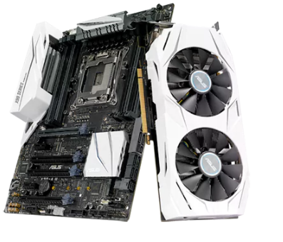 ASUS Dual series of GeForce® GTX 1060 is equipped with DirectX 12 to  squeeze more graphics performance from the CPU and prevent GPU bottlenecks. 08f87e50f24bf