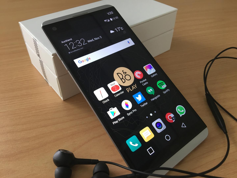 LG V20 #1