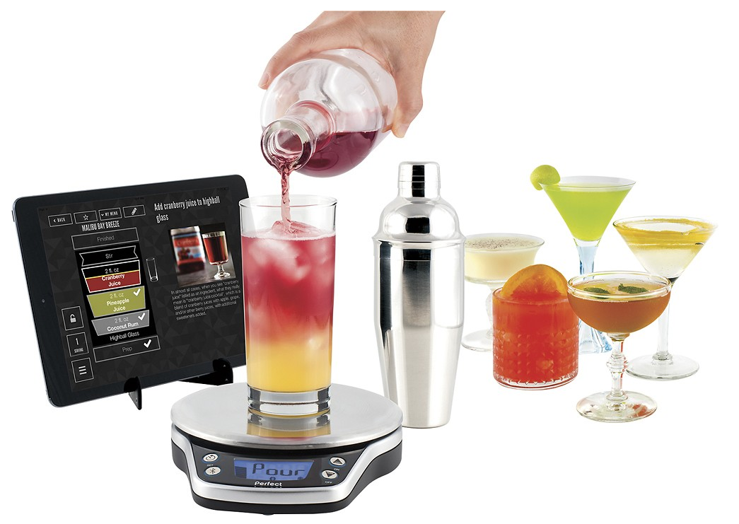 Buy the perfect drink pro smart scale stainless steel for Perfect drink bluetooth scale