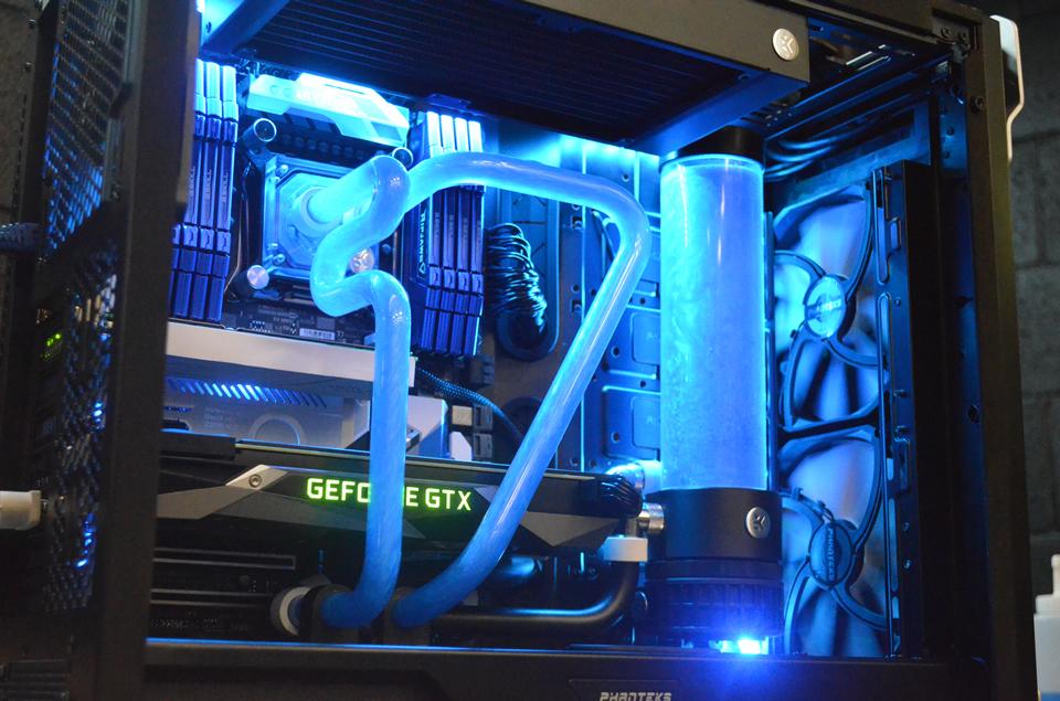 Custom Gaming PCs - PBTech co nz