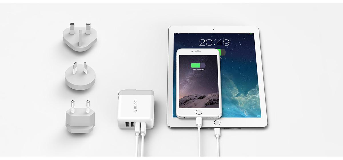 Buy The Orico Ultimate Charging Kit 10000mah Dual Port