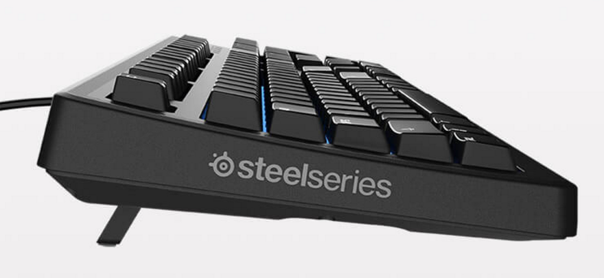 SteelSeries Apex 100 Gaming Keyboard with Blue LED Backlit