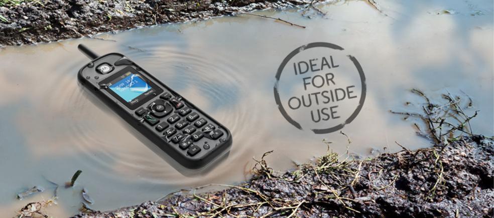 Buy the Motorola Long Range Commercial Cordless Phone  Range