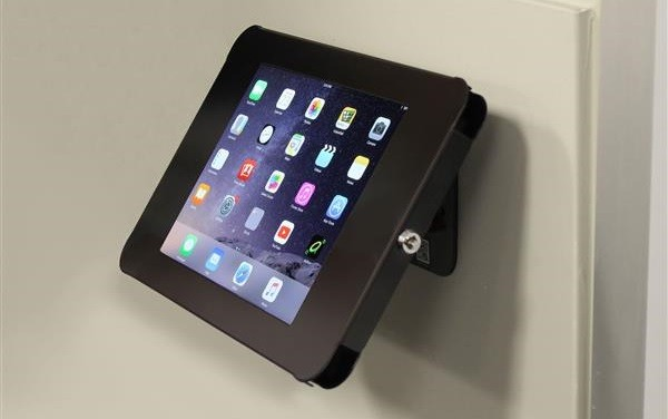 Buy The Startech Lockable Tablet Stand For 9 7 Quot Ipad