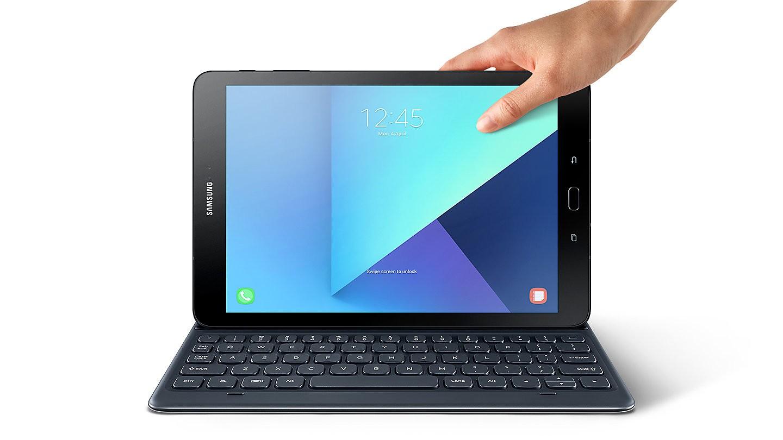 finest selection fc45e 0b25d Buy the Samsung Original Galaxy Tab S3 Bluetooth Keyboard Cover -Grey ... (  EJ-FT820USEGWW ) online