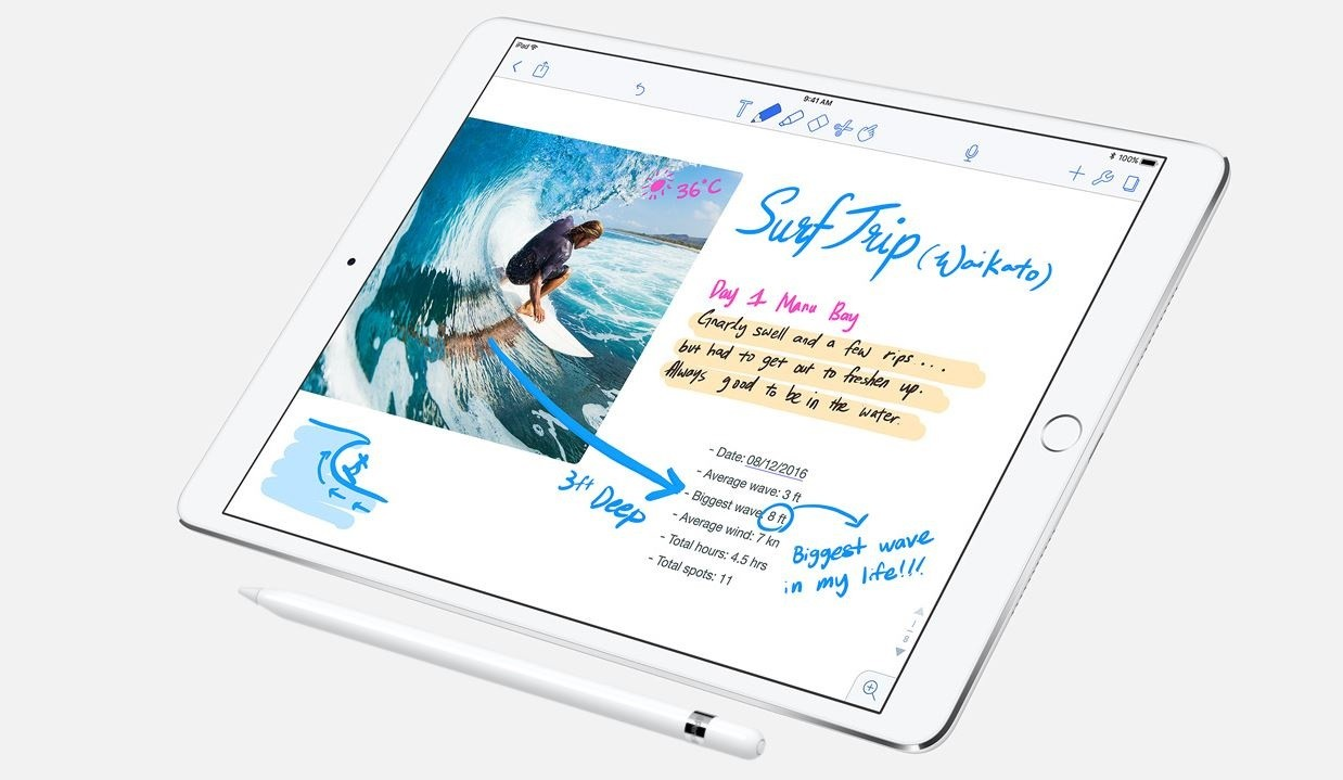 Buy The Apple Ipad Pro 105 256gb Wifi Silver Mpf02x A Online 512gb New Tablet Only Increased Refresh Rate Of Display Makes Pencil Feel Even More Responsive And Natural No Other Digital Lets You Write