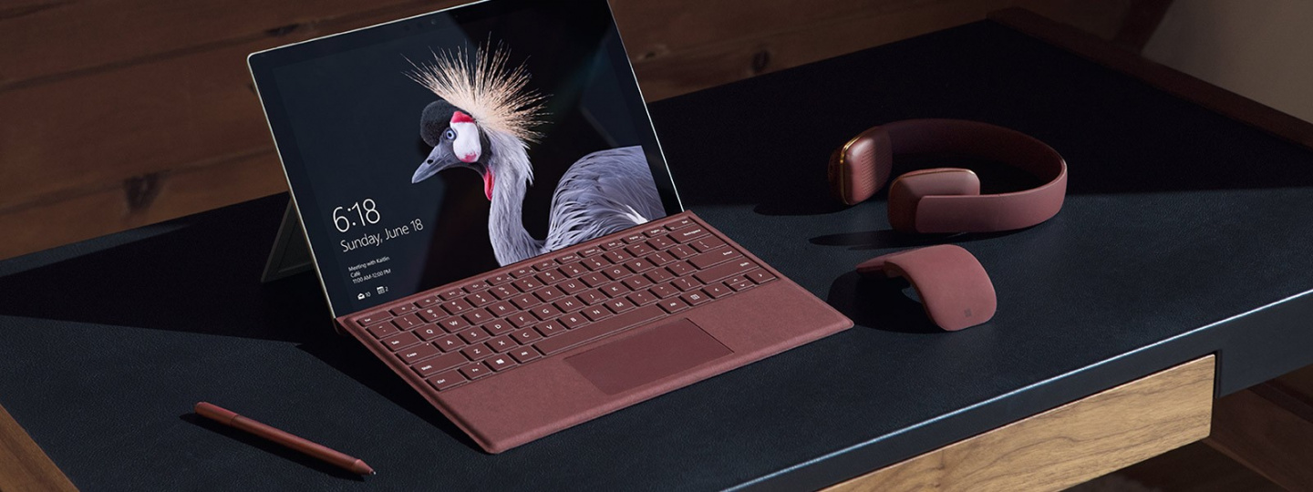 Buy The Microsoft Surface Pro Signature Type Cover