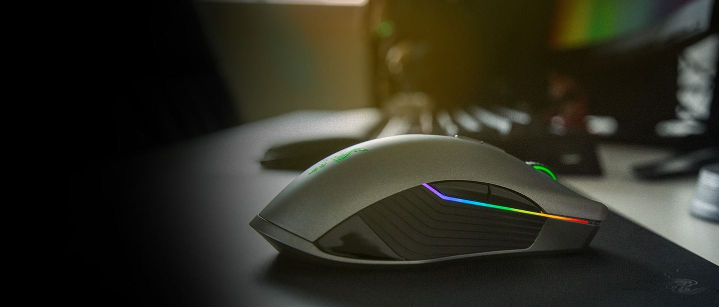 Buy the Razer Lancehead Wireless Edition Ambidextrous Gaming Mouse (  RZ01-02120100-R3A1 ) online
