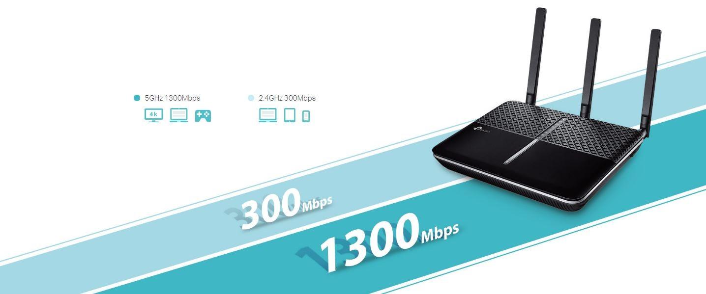 Buy the TP-Link Archer VR600 ADSL/VDSL Wi-Fi Modem Router, Dual-Band  Wireless    ( TD-ARCHERVR600-V2 ) online