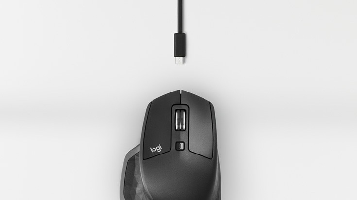 Buy the Logitech MX Master 2S Bluetooth And Wireless Mouse,  Revolutionary    ( 910-005142 ) online