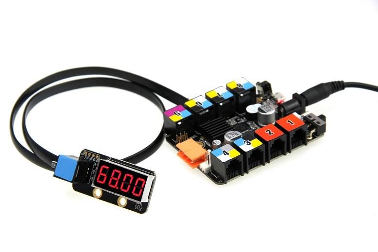 Buy the Makeblock 13402 Me 7 - Segment Serial Display - Red