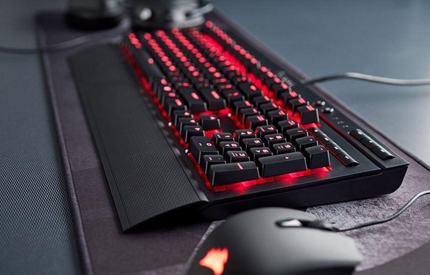 Buy the Corsair K68 Gaming Keyboard - Mechanical Dust