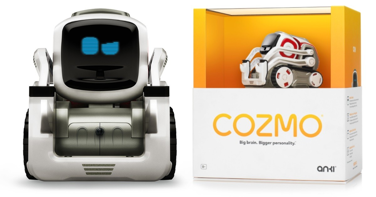 Just Landed Cozmo Robot At Pb Tech Pbtech