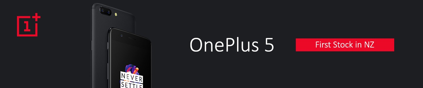 Oneplus 5 available now!