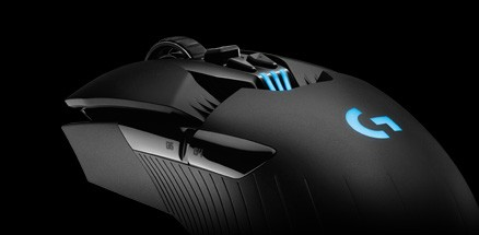 Buy the Logitech G903 RGB Lightspeed Wireless Gaming Mouse ( 910-005087 )  online