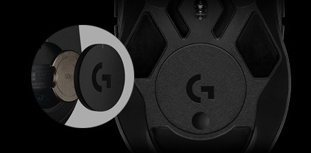 Buy the Logitech G903 RGB Lightspeed Wireless Gaming Mouse