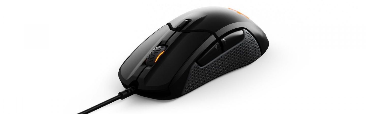 a830c6f7171 Steelseries Rival 310 Optical Gaming Mouse (Black) - Split-Trigger Buttons,  16.8 million Colour , Compatibility: PC / Mac, 12,000 CPI TrueMove3 Optical  ...