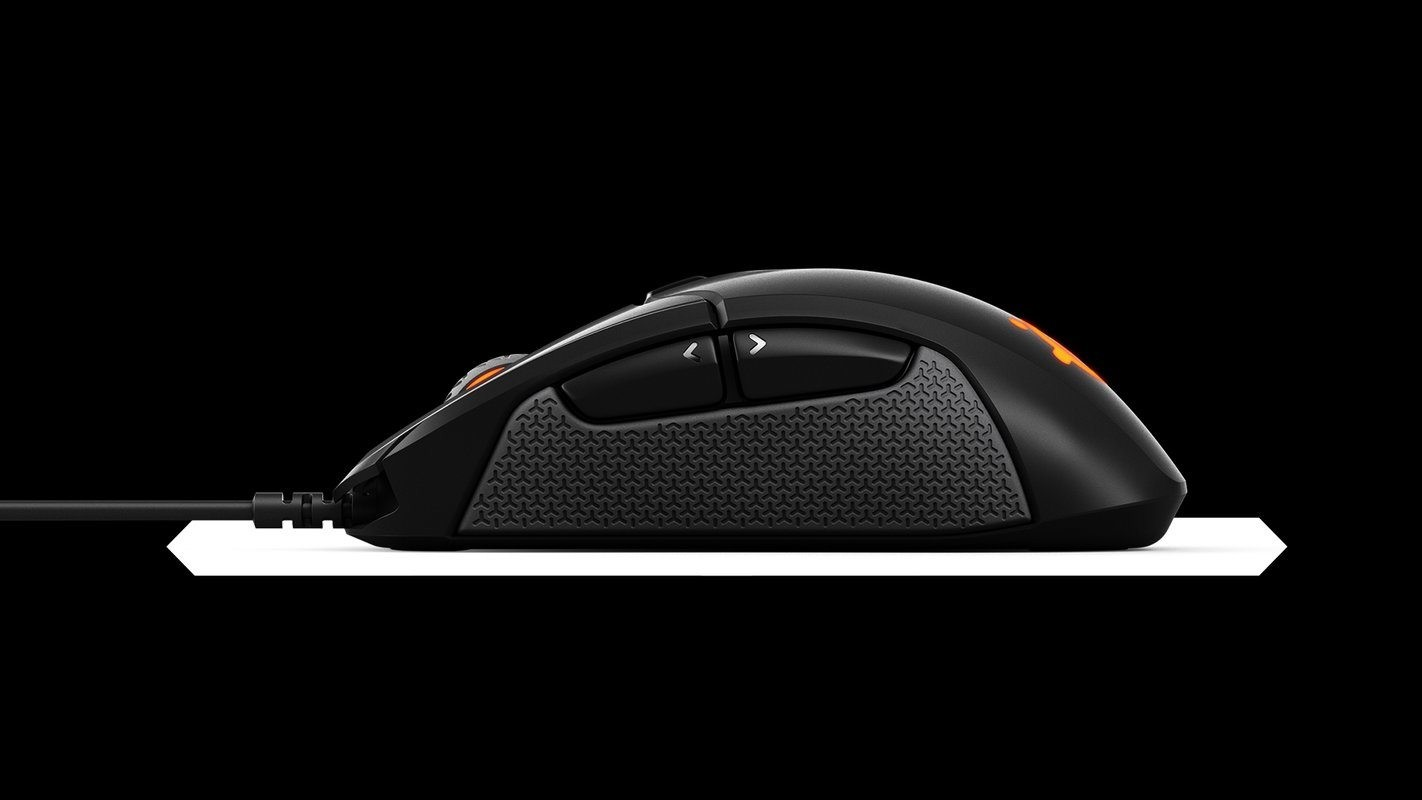 1ccbfe23699 Fiber-reinforced Plastics - Fiber-reinforced plastics make for a lighter  yet stronger mouse construction.